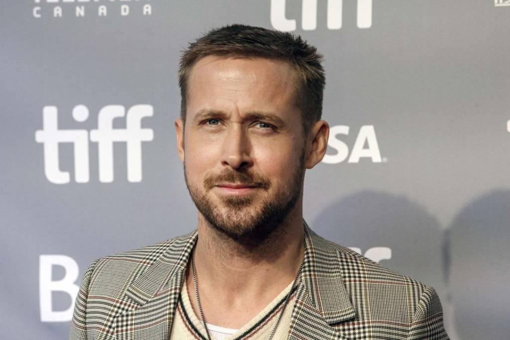 Ryan Gosling, corte de pelo