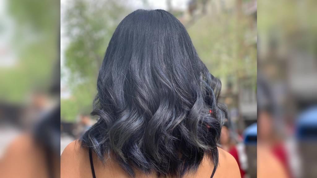 Tendencia Denim hair