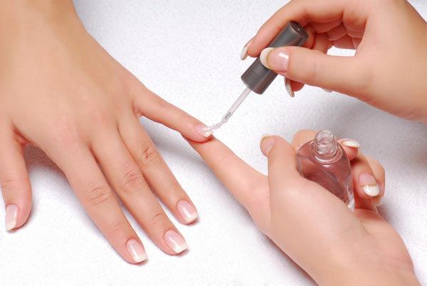 base uñas