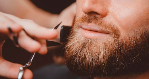 Hairdressing for men Barcelona - Beard