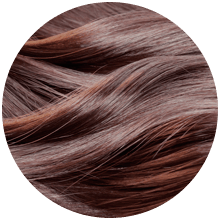 Natural hair extensions (50cm) - 80 unid.