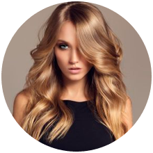 Hair highlights - Balayage
