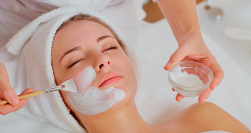 Facial treatments Barcelona
