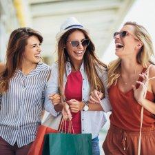 Ruta de Shopper para amigas