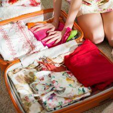 Luggage Organization