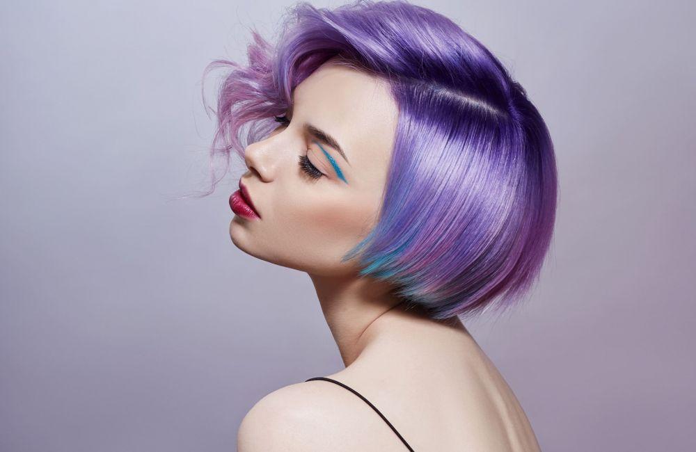 Coloración Fantasía para cabello