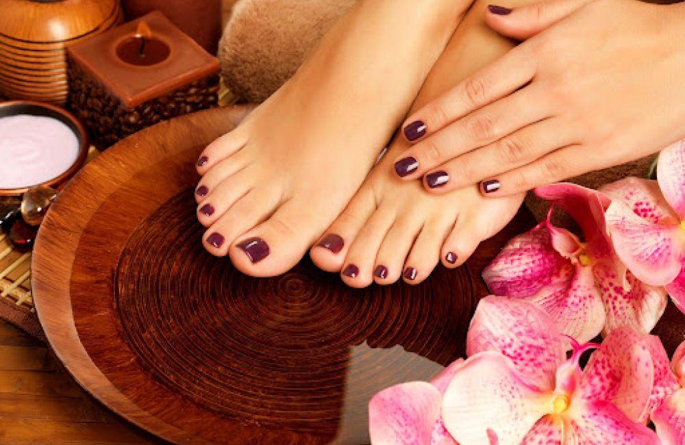 ¿Qué incluye el limado y esmaltado de pies?