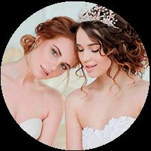 Peinados de novia - Novias y Amigas