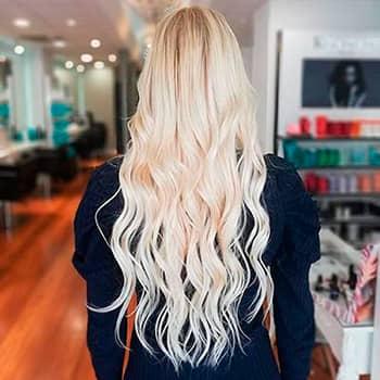 Peluqueria - Extensiones de cabello natural ColdHair