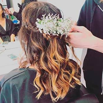 Hair Cut Day en Instagram