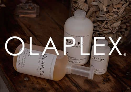 Olaplex hairdressing