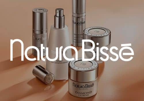 Natura bissé hairdressing