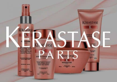 Kérastase hairdressing